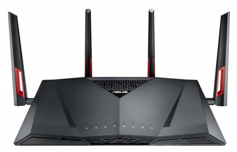 Wi-Fi Маршрутизатор Asus RT-AC88U 10/100/1000BASE-TX