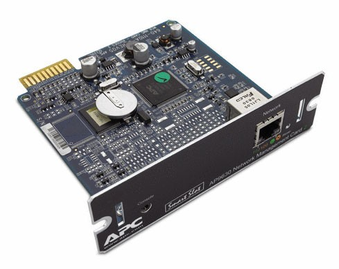 Блок управления APC AP9630 UPS Network Management Card 2
