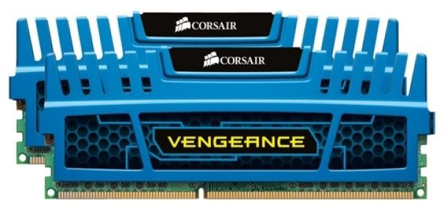 Память DDR3 Corsair 2x4Gb 1600MHz CMZ8GX3M2A1600C9 RTL PC3-12800 CL9 DIMM 240-pin 1.5В