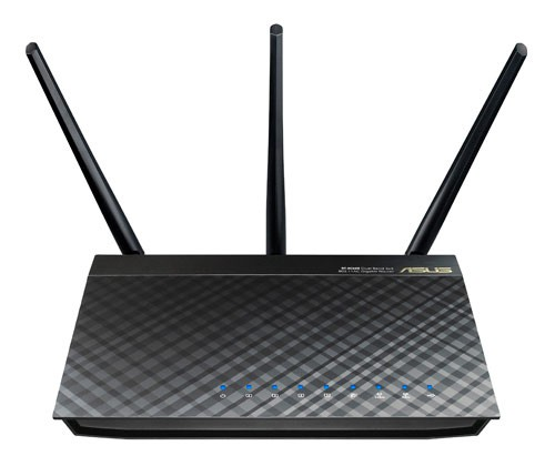 Wi-Fi Маршрутизатор Asus RT-AC66U 10/100/1000BASE-TX