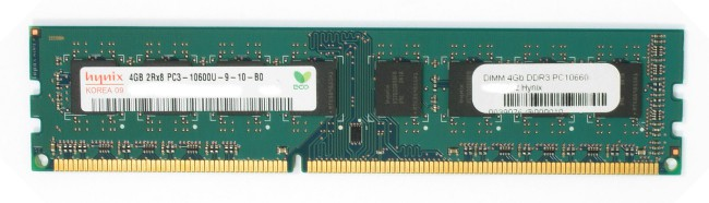 Память DDR3 HYNIX 8Gb 1600MHz OEM PC3-12800 DIMM 240-pin 1.35В 3rd