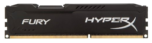 Память DDR3 KINGSTON 4Gb 1600MHz HX316C10FB/4 RTL PC3-12800 CL10 DIMM 240-pin 1.5В