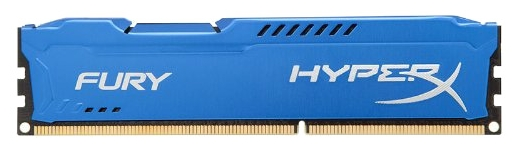 Память DDR3 KINGSTON 8Gb 1866MHz HX318C10F/8 RTL PC3-14900 CL10 DIMM 240-pin 1.5В