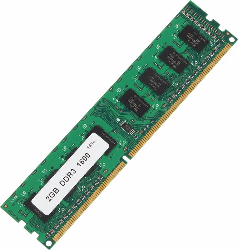 Память DDR3 HYNIX 2Gb 1600MHz OEM PC3-12800 DIMM 240-pin 3rd