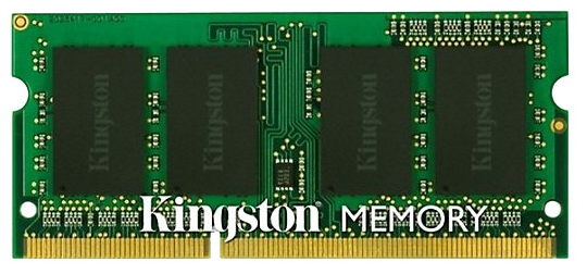 Память SO-DIMM DDR3 KINGSTON 2Gb 1600MHz KVR16LS11S6/2 RTL PC3-12800 CL11 204-pin 1.35В DDR3L