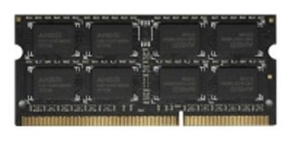Память SO-DIMM DDR3 AMD 2Gb 1333MHz (R332G1339S1S-UO) OEM