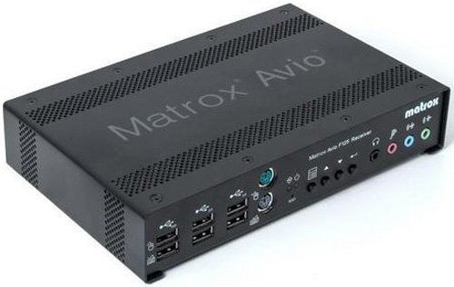Ресивер Matrox AV-F125RXF Receiver  Fiber Optic KVM  Extender DUAL display support