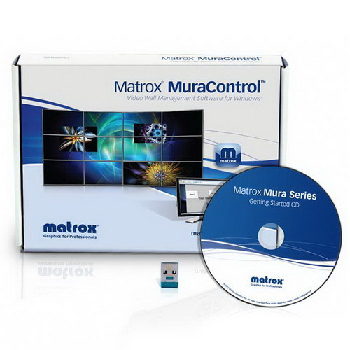 Программное обеспечение Matrox MURAControl (MURA-CTRLWF) for Windows