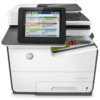 МФУ HP PageWide Enterprise Color MPF 586dn