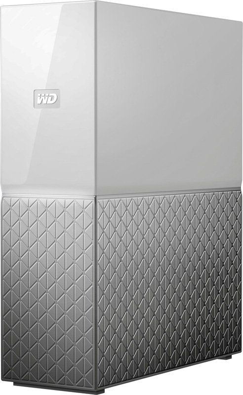 Сетевое хранилище NAS WD Original 4Tb WDBVXC0040HWT-EESN My Cloud Home 1xDisk 1-bay