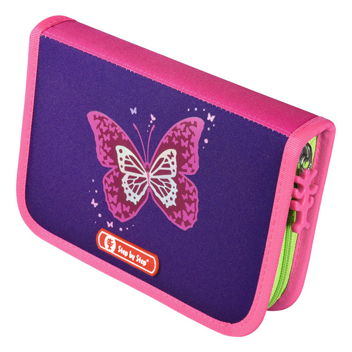 Ранец Step By Step Touch2 Shiny Butterfly 4 предмета