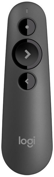 Презентер (910-005386)  Logitech Wireless Presenter R500 GRAPHITE