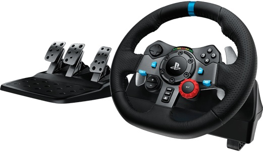 Руль (941-000112) Logitech G29 Driving Force Racing Wheel for PS4, PS3 and PC NEW