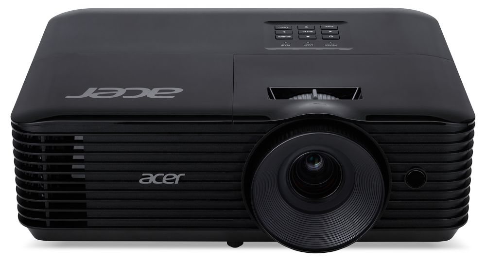 Acer projector X138WH, DLP 3D, WXGA, 3700Lm, 20000/1, HDMI, 2.5Kg, EURO Power (replace MR.JP411.001)