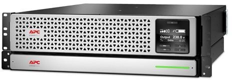 APC Smart-UPS SRT Li-Ion RM, 1000VA/900W, On-line,  Extended-run, Rack 3U, LCD, USB, SmartSlot, 5 ye